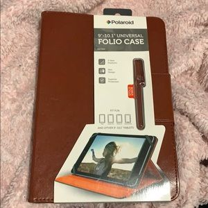 "Polaroid 9""-10.1"" Universal Folio Case"